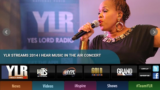 Yes Lord Radio- screenshot thumbnail