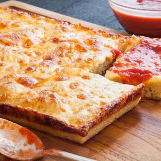 Detroit-Style Pizza.