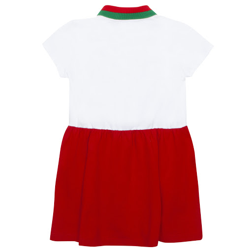 Thumbnail images of Gucci Girls Cotton Dress