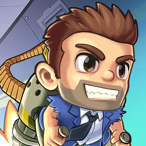 Jetpack Joyride APK Cracked Download