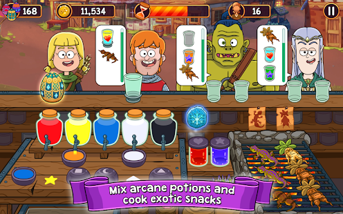 Potion Punch- screenshot thumbnail