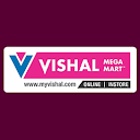 Vishal Super Market, Thane East, Thane logo