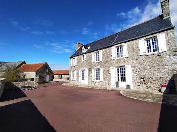 manoir à Saint-Lô-d'Ourville (50)