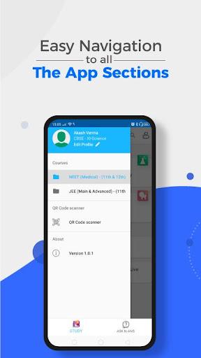 Aakash Digital Learning App screenshot 5