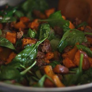 Breakfast Sausage Sweet Potatoes Recipes
