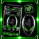 Alien Green Launcher Theme for PC-Windows 7,8,10 and Mac