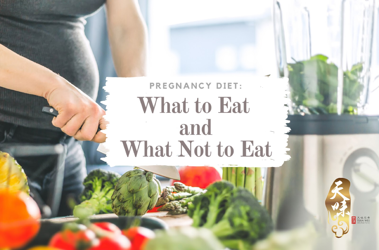 Pregnancy Diet: What to Eat and What Not to Eat