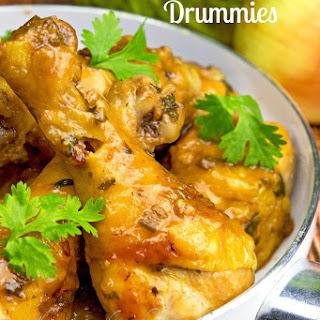 Trinidad Chicken Drummies.