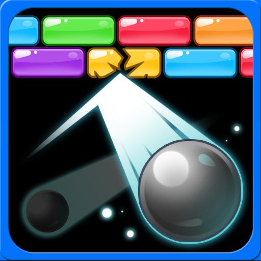 街机のブロック崩し : Angry Bricks LOGO-記事Game