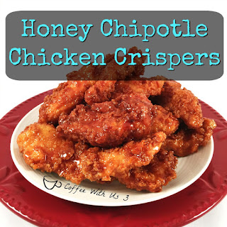 Honey Chipotle Chicken Crispers