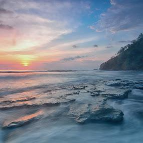 Nipah Beach by Prince Edy - Landscapes Sunsets & Sunrises