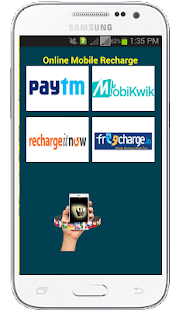 Mobile Easy Recharge – App 2