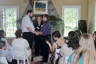 Photo: Same Sex Wedding, Gay Wedding Ceremony http://WeddingWoman.net
