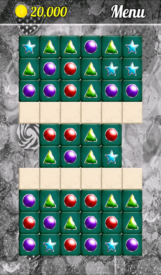 Match 3 - Candy World- screenshot