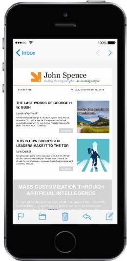 John Spence rasa.io Newsbrief