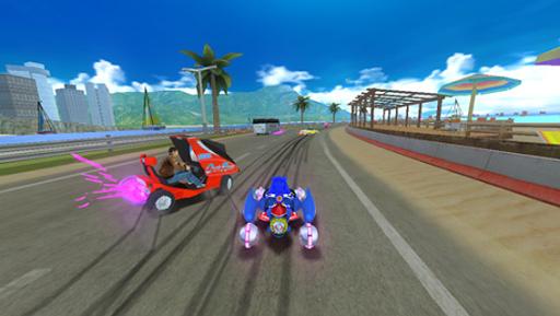 免費下載娛樂APP|Trick Sonic Racing Transformed app開箱文|APP開箱王