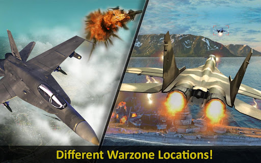 Fighter Jet Air Strike - Now with VR 2.6 Cheat screenshots 5