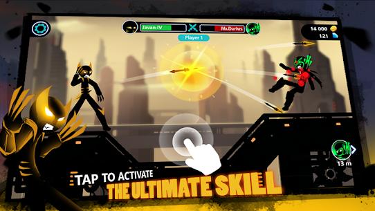 Super Bow: Stickman Legends MOD (Unlimited Gold Coins) 3