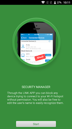 ALCATEL LINK APP 3.5.3 screenshots 3