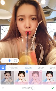 Meitu-beauty camera, selfie drawing &photo editor- screenshot thumbnail