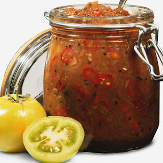 Tomato And Green Pepper Chutney Recipes.