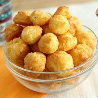 Cheese Puffs - Video Recipe!.