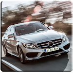 Benz C250 Driving Simulator Icon