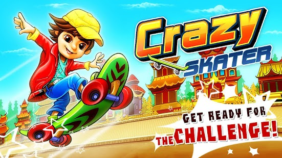 Crazy Skater- screenshot thumbnail