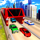 City Elevated Bus Simulator
