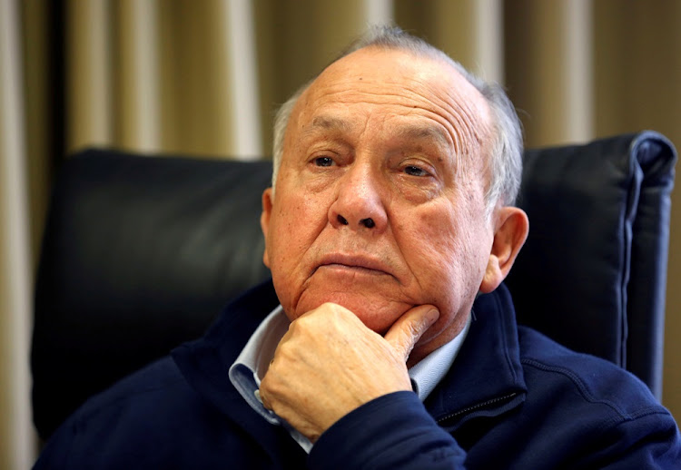 Christo Wiese. File photo.