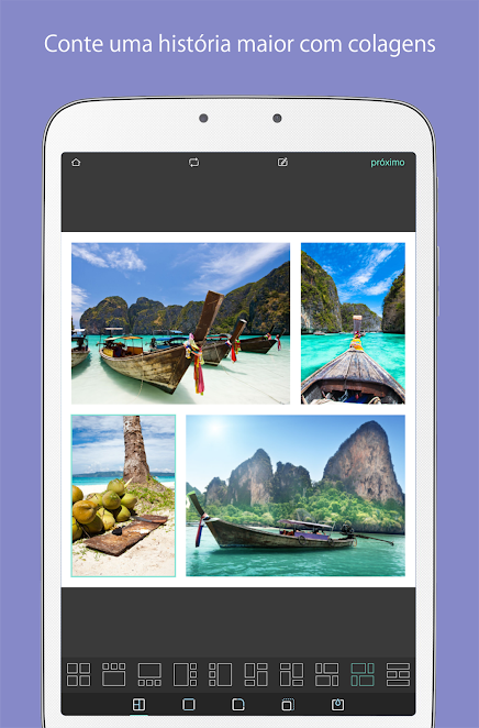 Melhores Aplicativos para Android - pixlr