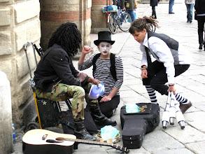 Photo: Il clown