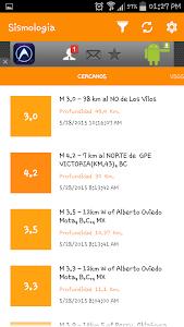 Seismology screenshot 0