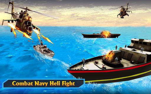 Gunship Helicopter Air War Strike apkdebit screenshots 11