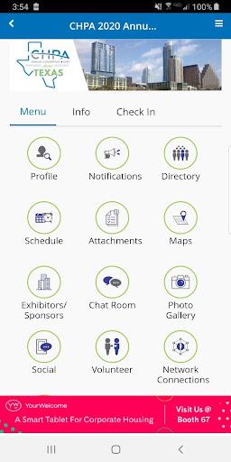 CHPA 2020 screenshots 1