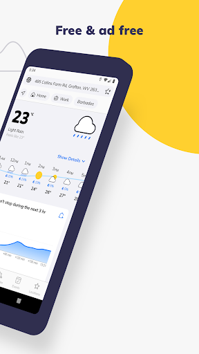 Weather Assistant by ClimaCell screenshot 2