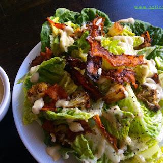 Caesar Salad Dressing.