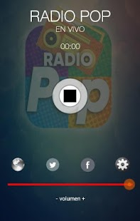 radiopopchile- screenshot thumbnail
