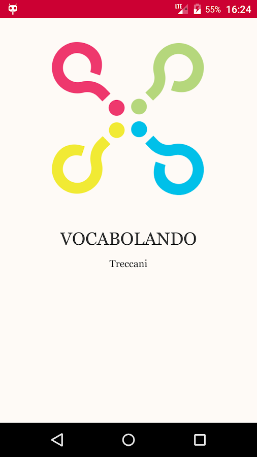 Vocabolando- screenshot