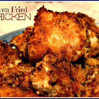 Oven Fried Chicken!.
