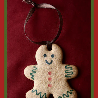 The Egg-Free Gingerbread Man (with dairy-free alternatives)