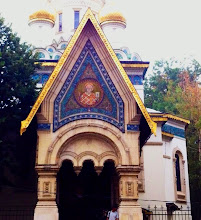 Photo: St. Nikolai Russian Church, Sofia.