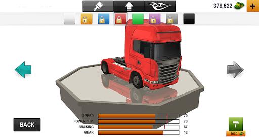 Truck Driving Simulator 2020 1.27 screenshots 4
