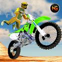 Real Stunt Bike Pro Tricks Master Racing Game 3D icon