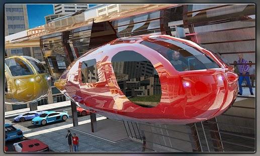 SkyTran Public Transport - náhled