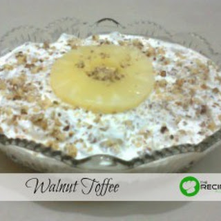 Walnut Toffee