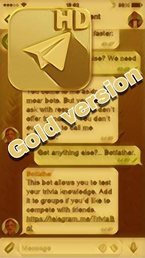 telegram Gold version  screenshots 2