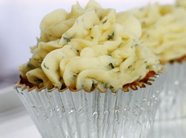 Meat Loaf Cupcakes With Mashed Potato Frosting Recipe