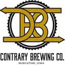 Logo for Contrary Brewing