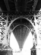 Photo: Williamsburg Bridge Underbelly